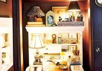 Office In A Closet Workspace