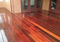 Oil Based Deck Stain Drying Time