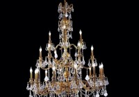 Old World Chandeliers Clearance
