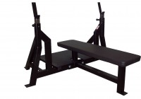 Olympic Bench Press Set