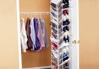 Organize Boots Small Closet