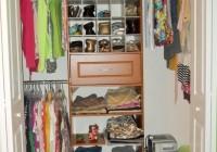Organize Small Bedroom Closet