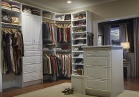 Organize Walk In Closet Ideas