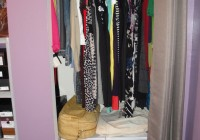 Organizing A Small Closet On A Budget