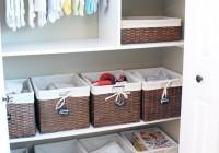 Organizing Baby Closet Ideas