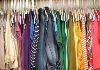 Organizing My Closet By Color