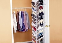 Organizing Shoes In Small Closet