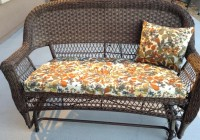 outdoor bench cushion covers