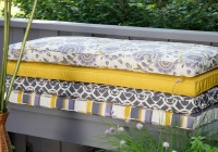 Outdoor Bench Cushions 58 Inches