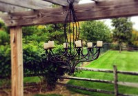 Outdoor Candle Chandelier Home Depot