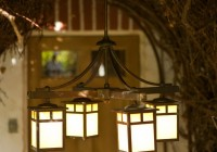 outdoor candle chandelier lowes
