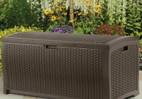 Outdoor Cushion Storage Bin