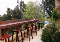 Outdoor Deck Bar Plans