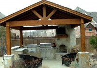 Outdoor Deck Ideas With Roof