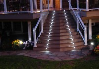 Outdoor Deck Lighting Led