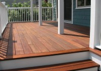 Outdoor Deck Painting Ideas