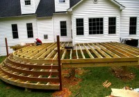 Outdoor Deck Plans Pictures