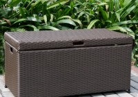 Outdoor Deck Storage Box