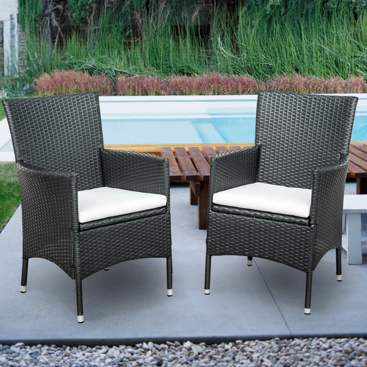 Permalink to Outdoor Dining Chair Cushions Set Of 4