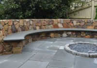 Outdoor Fire Pit Benches