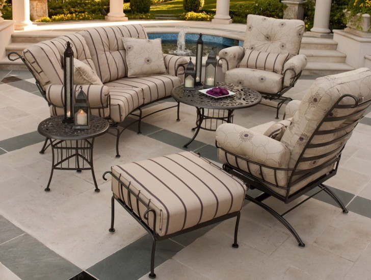 Permalink to Outdoor Lounge Chair Cushions Australia