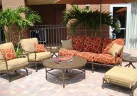 outdoor loveseat cushions canada