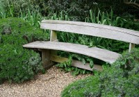 Outdoor Wooden Bench Designs