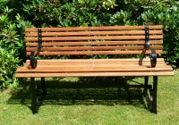 Outdoor Wooden Bench Plans Free