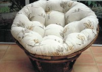 Papasan Chair Cushion Cover Amazon