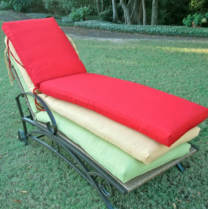 Permalink to Patio Chaise Lounge Cushions Sale