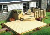 Patio Deck Ideas Backyard