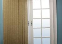 Patio Door Curtain Rods