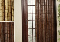 Patio Door Curtains Ideas