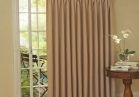 Patio Door Panel Curtains