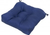 Patio Furniture Blue Cushions