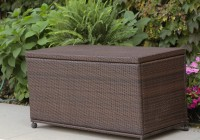 Patio Storage Bench Home Depot