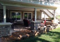 Patio Under Deck Design Ideas