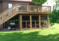 patio under deck ideas