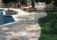 Pavers Around Pool Deck