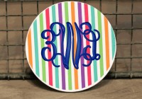 Personalized Compact Mirrors Favors