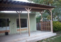 Pics Of Decks With Roofs