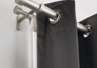 Pictures Of Curtains On Double Rods