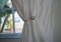 Pictures Of Curtains With Holdbacks