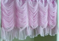 Pink Balloon Shade Curtains