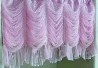 Pink Balloon Shade Curtains