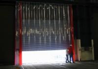 Plastic Door Curtains For Schools