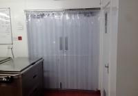 Plastic Door Screen Curtain