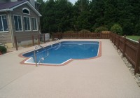 Pool Deck Coating Repair