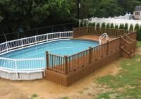 Pool Deck Kits Above Ground