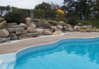 Pool Deck Stone Options